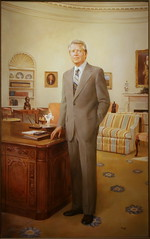 James Earl Carter, Jr., , Thirty-ninth President (1977-1981) | by cliff1066™