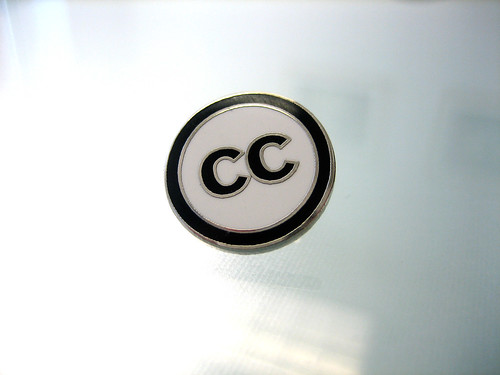 CC Lapel Pin | by creativecommoners