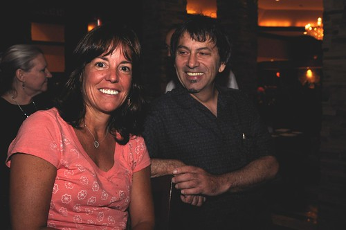 Kathy Jordan and Gene Mallard at the AGG 2008 Conference | by AGG Member Photos