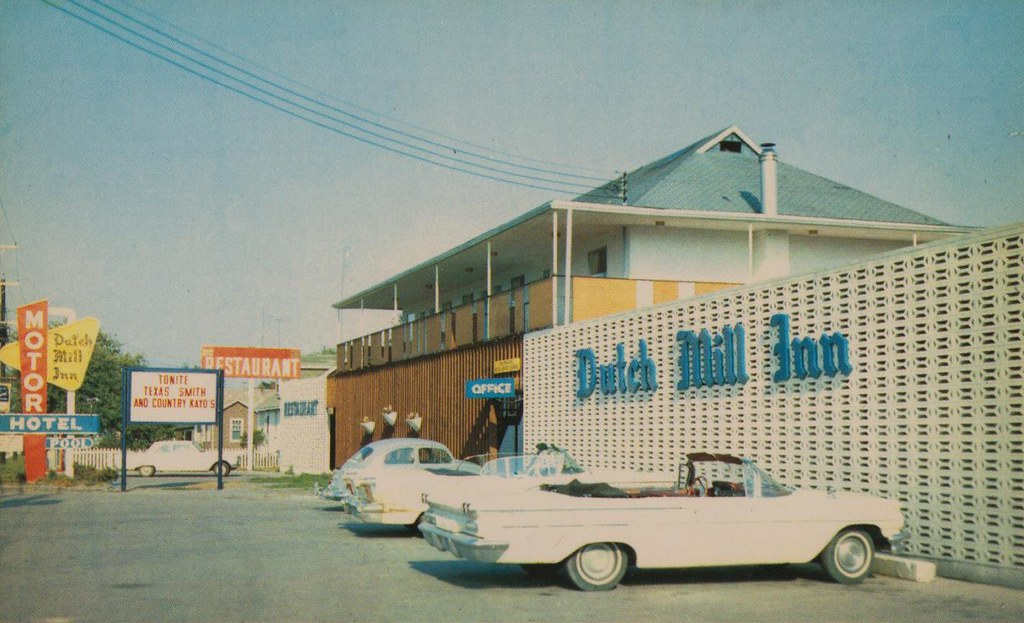 Dutch Mill Inn Motor Hotel - Trenton, Ontario