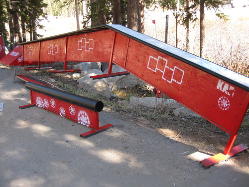 Foursquare Flat Down Box | by brighton terrain park