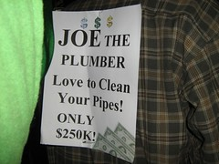 Joe the Plumber outfit | by yamchoppa2