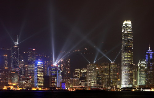 Hong Kong Lightshow | by A Sutanto