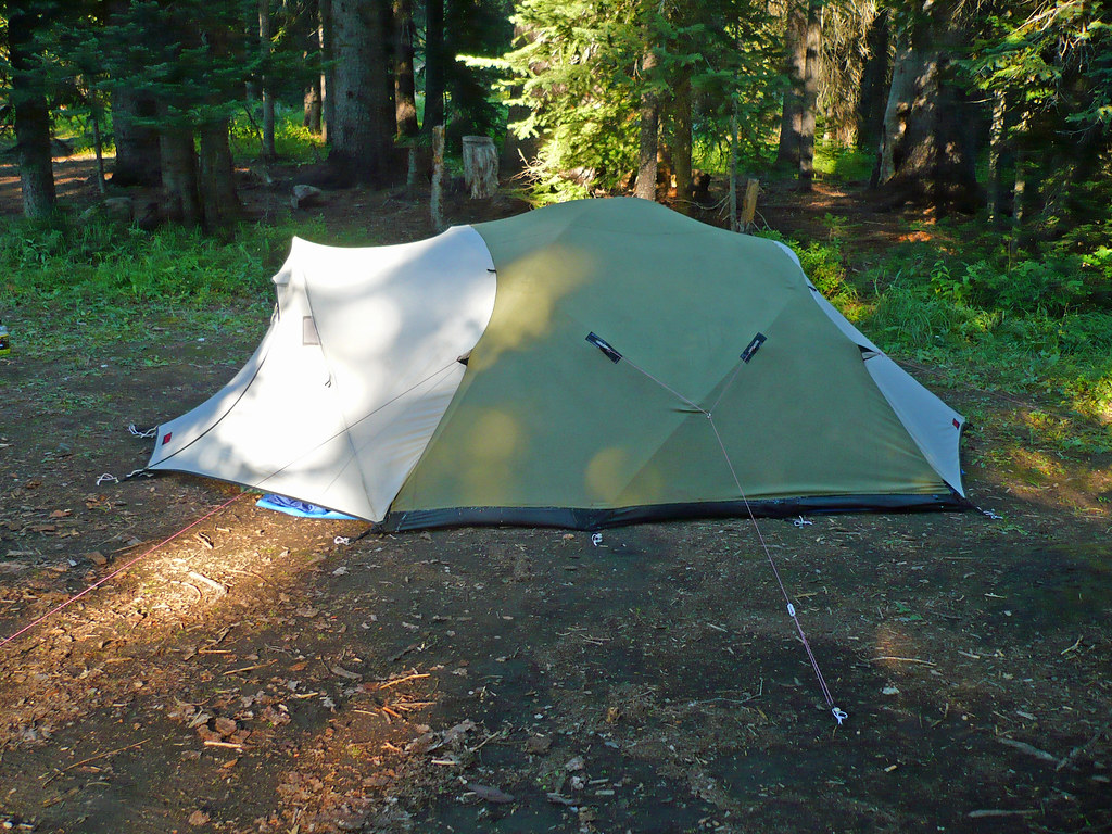 ... Bibler Bombshelter Tent | by CT Young & Bibler Bombshelter Tent | One tough tent. Specialized versiou2026 | Flickr