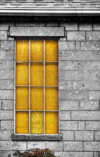The Yellow Window, Version 2 | by Celine Chamberlin