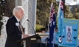 Bomber Command Wreathlaying Ceremony | by Australian War Memorial
