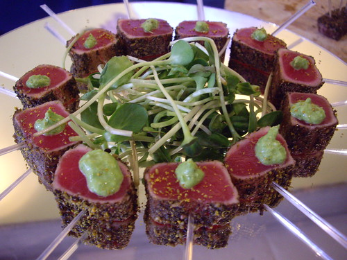 Fennel Crusted Tuna | by swampkitty