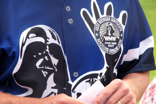 Star Wars Night Special Jersey