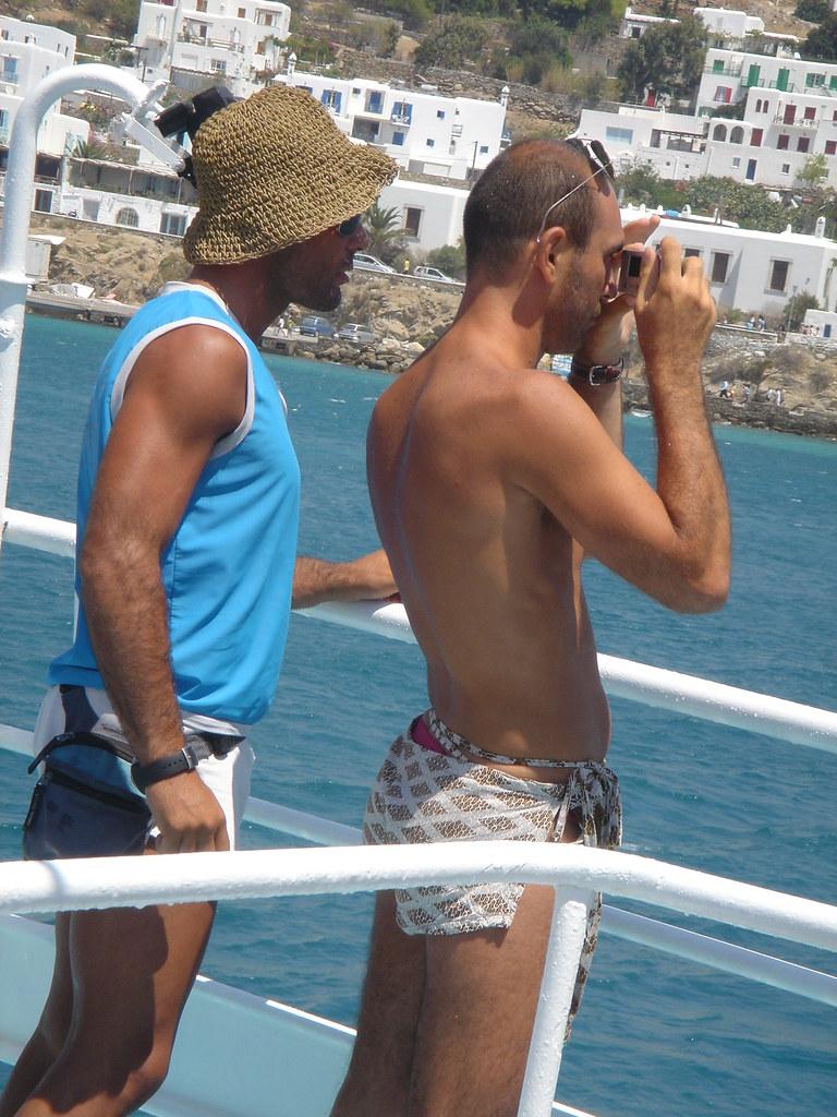 Greek gay guys