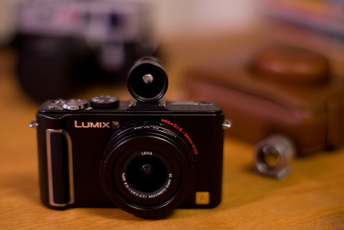 Lumix DMC-LX3 | by Nokton