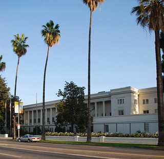 Former Warner Bros West Coast Studios, Adminstration Building | by Floyd B. Bariscale