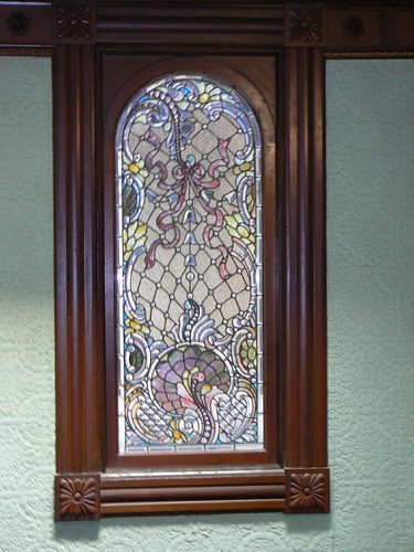 Winchester Mystery House Stained Glass Window It Is