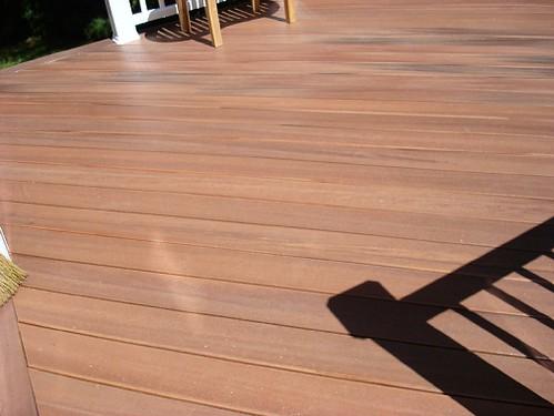Fiberon tropics decking jatoba fiberon tropics decking for Who makes tropics decking