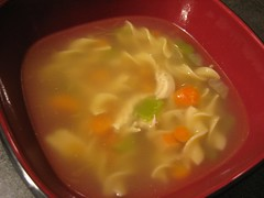 Chicken Noodle Soup | by budgetfriendlycooking