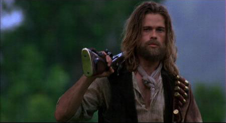 Bravenewtraveler Brad Pitt In Legends Of The Fall