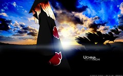 itachi infront of sunset | by Web Design NHS