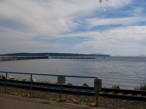 how to get to white rock