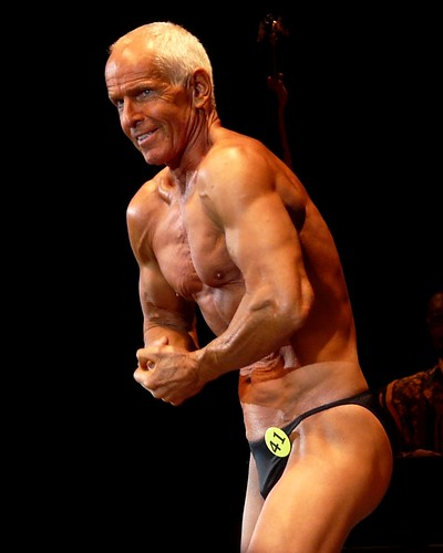 Well Aged | Ironman Bodybuilding Competition, Everett, Washi