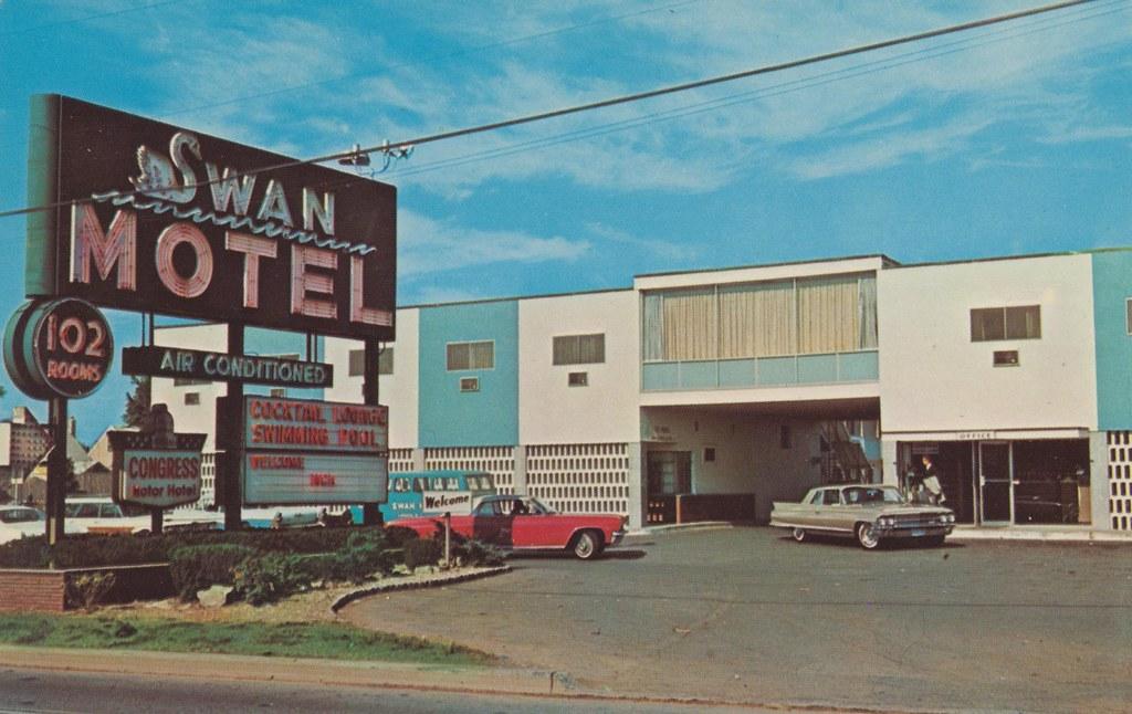 Swan Motel - Linden, New Jersey