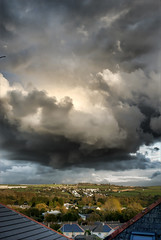 Storm over Tywardreath | by kazam media