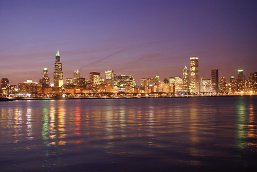 Chicago Skyline | by Nimesh M