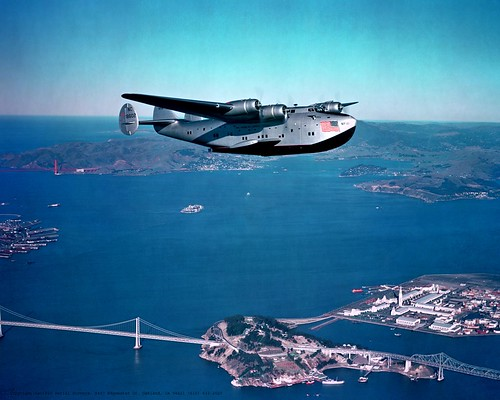 China Clipper, Circa 1940 | by Telstar Logistics