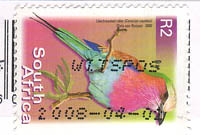 South african Stamp | by .dz