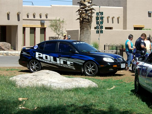 El Paso Zoo 39 S Public Safety Day Anthony Tx Police Dept