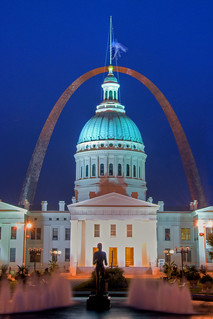 St. Louis Arch | by Gary Stiles