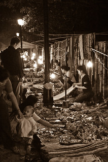 Market in Sepia | by Alan Holden