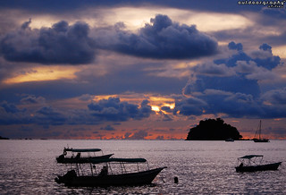 Outdoorgraphy™: Sunset @ Pangkor Island | by Sir Mart Outdoorgraphy™