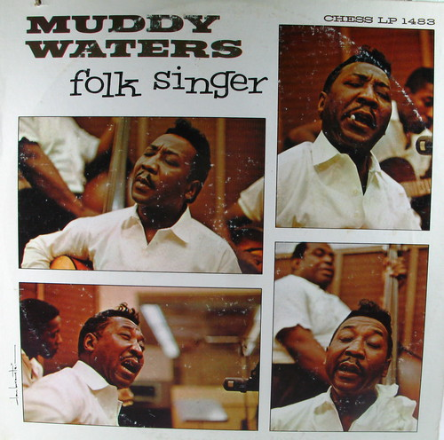 Muddy Waters - Folk Singer (Chess LP 1483) | by kevin dooley
