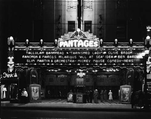 Pantages Theatre | by Floyd B. Bariscale