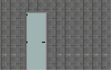 comment carreler un mur 1 cliquer sur le mur concern pui flickr. Black Bedroom Furniture Sets. Home Design Ideas