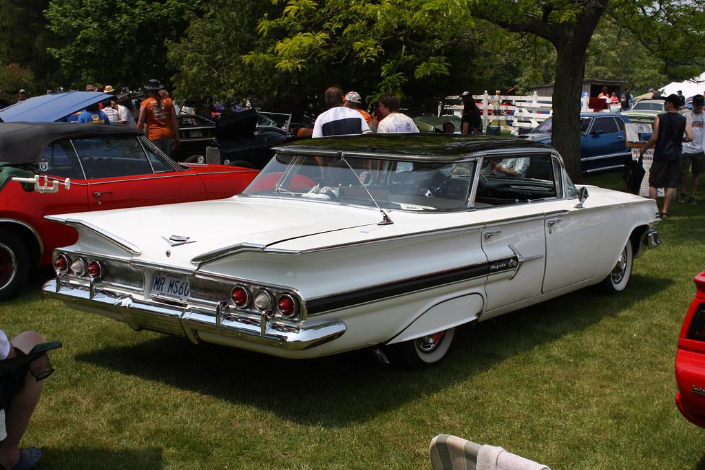 1960 Chevrolet Impala 4 Door Hardtop Richard Spiegelman Flickr