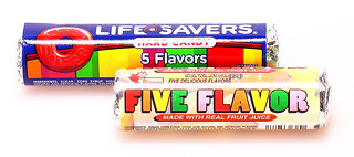 Fox's Five Flavor & LifeSavers 5 Flavors | by cybele-