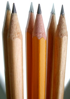 Just Three Pencils | by Hythe Eye