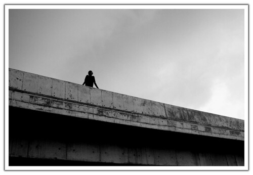 The solitary person | by Kamrul - Hasan