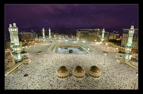 Holy Makkah | by Raeid Allehyani