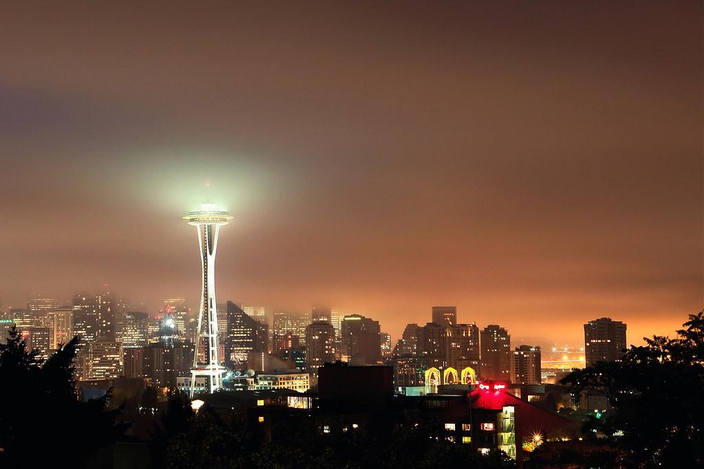 ... Seattle City Light | By David M Hogan