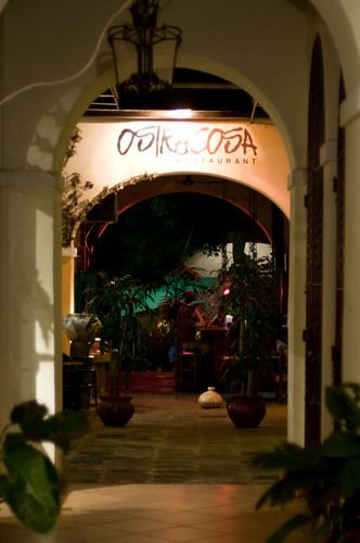 Ostra Restaurant San Antonio Tx Number Of Seats
