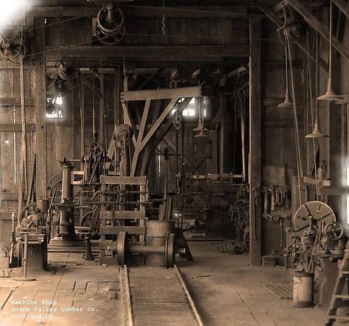 wes machine shop haltom city