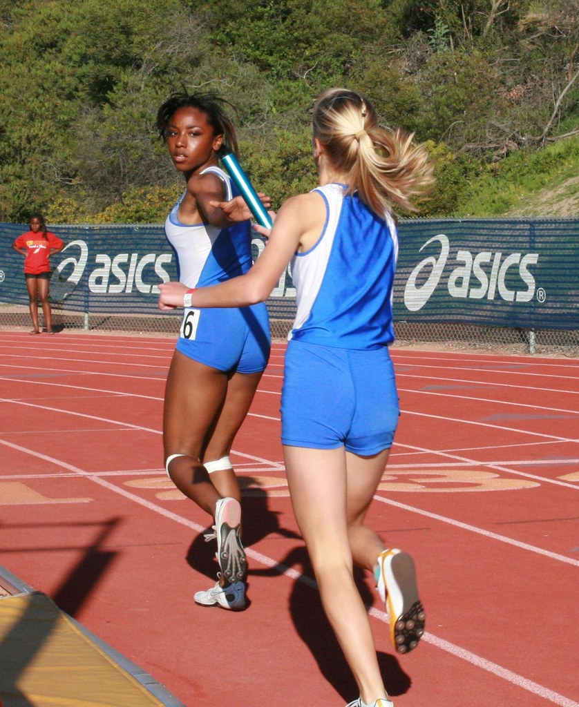 track and field meet checklist for new baby