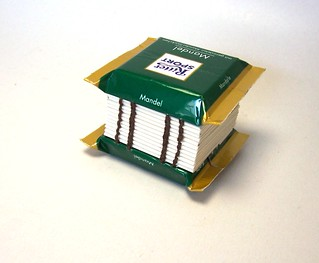 Ritter Sport Mini book | by buechertiger