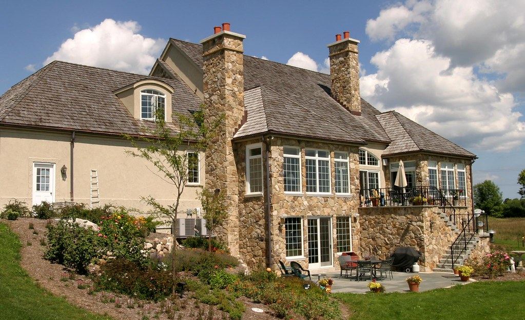 stone and stucco combinations flickr