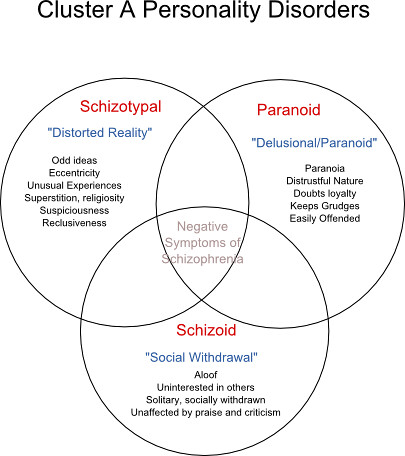 the nature and characteristics of schizoid essay