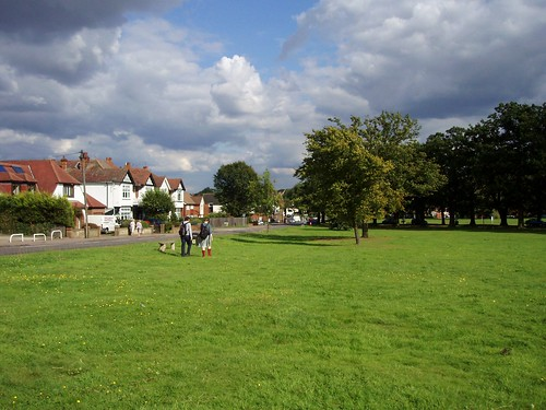 Theydon Green | by Ewan-M