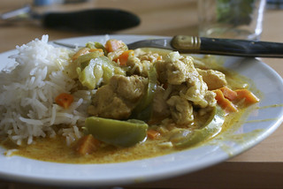 Poulet au curry | by MathGon