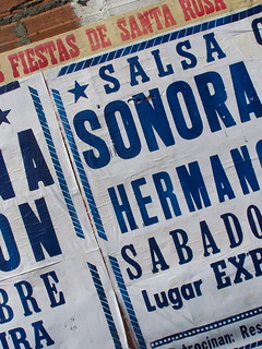 Salsa Poster. Colombia. | by The Hungry Cyclist