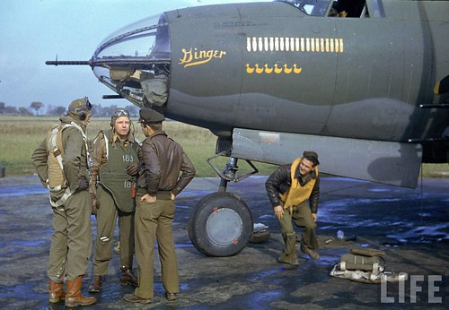 "B-26B ""Ginger"" 